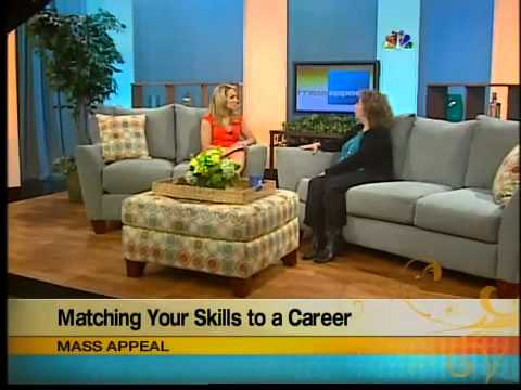 """Thumbnail for the embedded element """"Matching your skills to a career"""""""