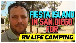 Why Do I Still Have The Van? & Staking Out Fiesta Island In San Diego For RV Life Camping