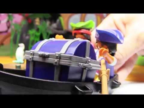 Видео для Детей - Остров Сокровищ - Мультики про пиратов -  Детские песни - Мюзикл