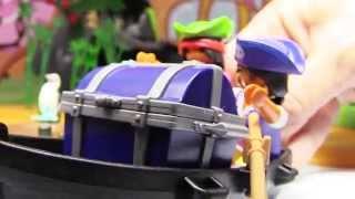 Видео для Детей - остров сокровищ - детские песни - мюзикл