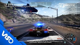 Need for Speed Hot Pursuit Gameplay en Español ( Parte 22 Final ) por Marculini