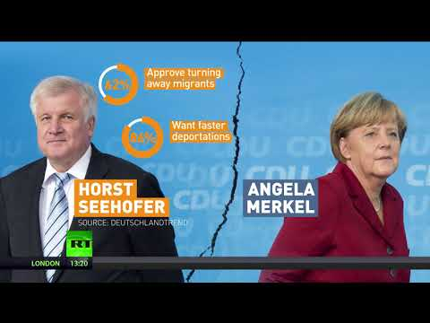 Is the end of Merkel era looming because of immigration?