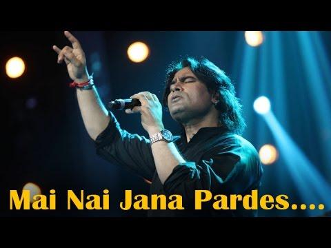 Main Nai Jaana Pardes  Shafqat Amanat Ali Khan  Emotional Song