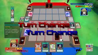 Yu-Gi-Oh! Legacy of the Duelist (Cyber Dragons vs Melodious)