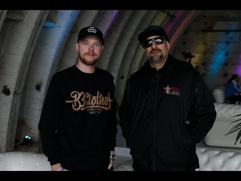 BReal  interview, on: Prophets of Rage, new Cypress Hill, passing on Jump Around Popkillerpl