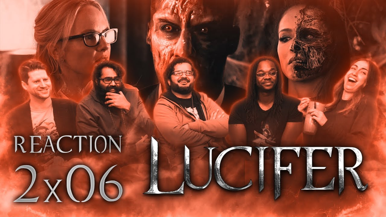 Download Lucifer - 2x6 Monster - Group Reaction