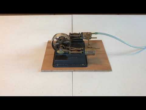 PM Research Steam Engine Model 7