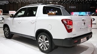 2019 Ssangyong Musso Wants To Be Europe'S Honda Ridgeline | Vehicles And Cars