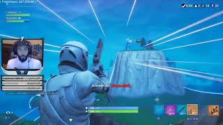 *TRICK* Trap Dodging Technique Using Pyramids..! | Fortnite Twitch Funny Moments #236