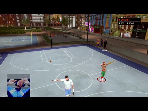 Christmas Clothes Are Out/1500+ Wins In MyPark Grinding To 94 OVR