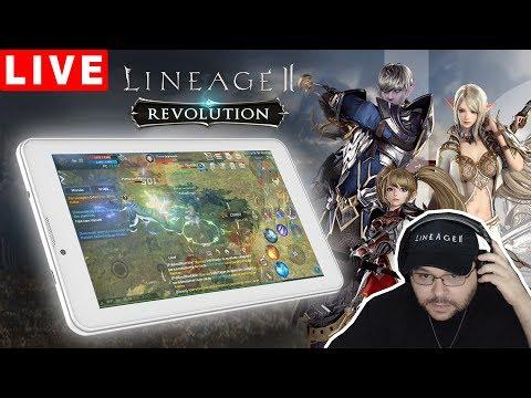 LIVE #1 Lineage 2 Revolution - Upando SpellSinger 93 (Server Latino Dekkan 1) Gameplay PT-BR