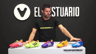 Nueva colección de botas adidas Samba Pack 2013/2014
