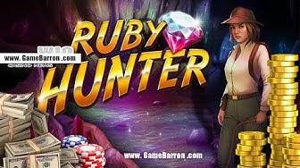 Ruby Hunter slot free spins feature Win. Kalamba Games slots 2019