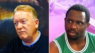 Frank Warren on Dillian Whyte: 'What's happened to the B Sample?'