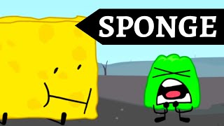 BFB 16 But only when Spongy is on screen!