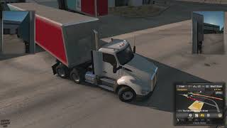 American Truck Simulator   We Owned Our First Truck