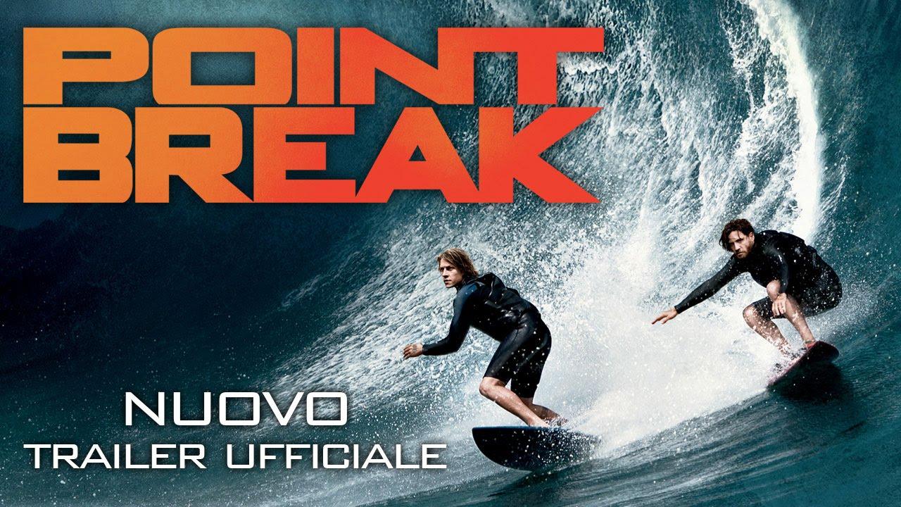 Point Break - Trailer italiano ufficiale #2 [HD]