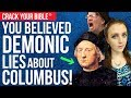 ☠️ DEMONIC PEOPLE DETEST HIM! (Christopher Columbus Day TRUTH)
