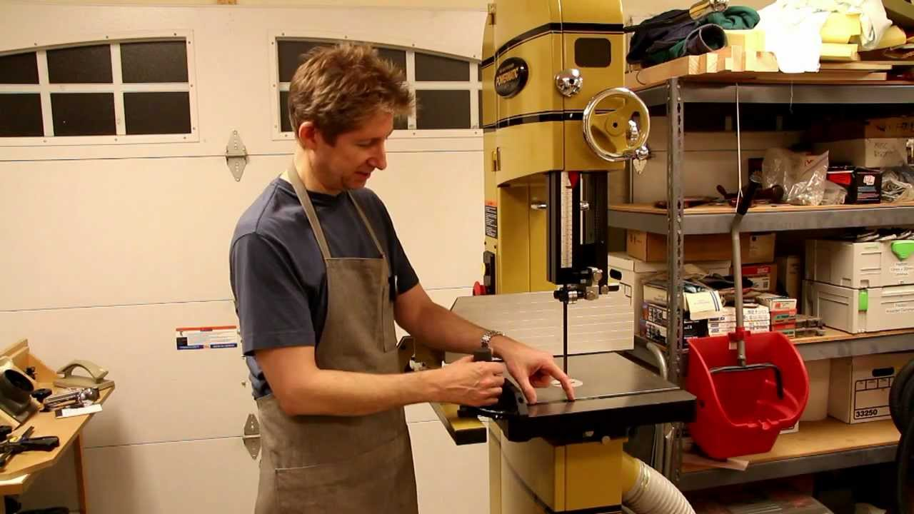 Powermatic Pm1500 15 Inch Bandsaw Review Youtube