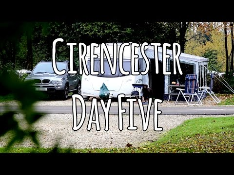 Cirencester day five. Extra Day | Down Town | Home Cooking