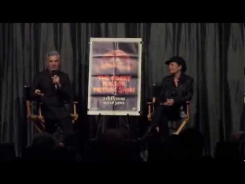 Susan Sarandon Q&A with Baz Luhrmann : Rocky Horror Picture Show at IFC Center 10/11/14