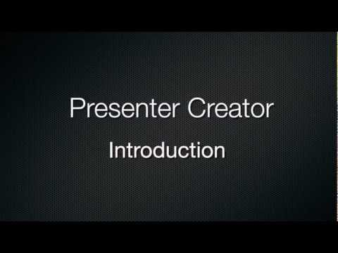~sedna presenter version 3 introduction