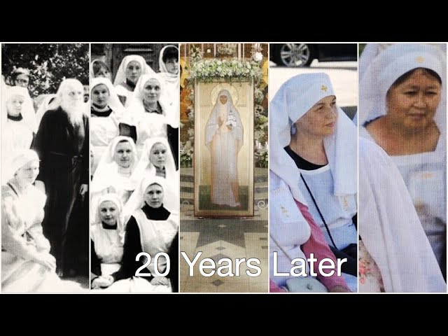 Twenty Years of the Lay Sisterhood of St. Elisabeth's Convent, Minsk