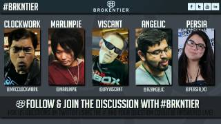 Brokentier Roundtable #2: #UNIEL, #USF4 Costumes, #UMVC3 Tier Lists, & more Twitter Q&A! Use #BRKNTI
