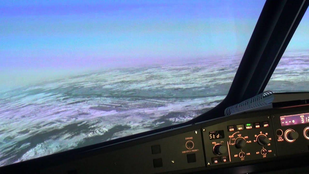 Exemple r solution conflit tcas en simulateur d 39 avion de for Simulateur porte logique en ligne
