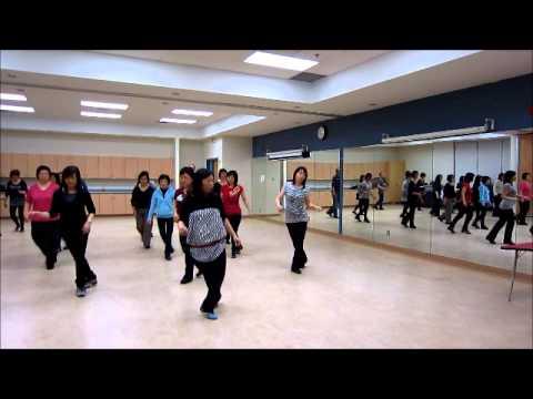 Love Is A Word Maggie Gallagher Line Dance Walk Thru Danced