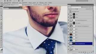 Видеоурок Photoshop Рекламная ретушь