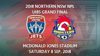 2018 Northern NPL U18s Grand Final - Newcastle Jets 16
