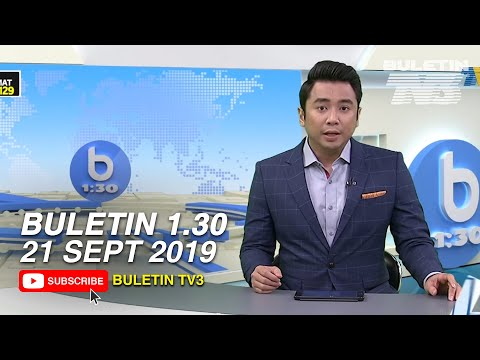 Buletin 1.30 (2019) | Sabtu, 21 September