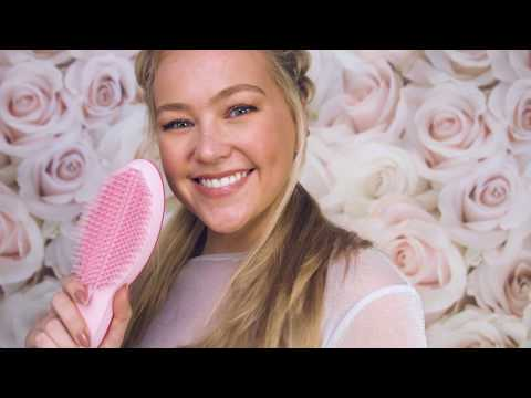 Tangle Teezer The Ultimate Hairbrush - My Look My Styling with Hollie Hobin