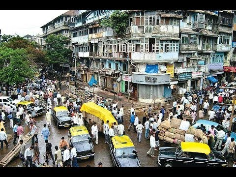 Zaveri Bazar wholesale market || Mumbai || 2017 ||