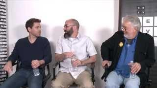 Screenwriting Panel @ SXSW '15 with James V. Hart, Craig Macneill, Clay McLeod Chapman