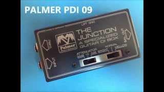 PALMER PDI09 - test - comparison