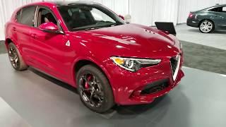 2018 Alfa Romeo Stelvio - 505 hp $80,000