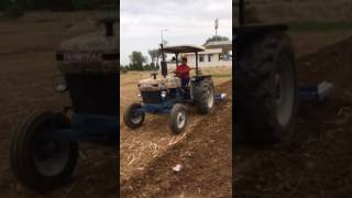 Farmtrac 60 old model Modified on ਤੋਤਾ ਹਲ | Awesome Performance |