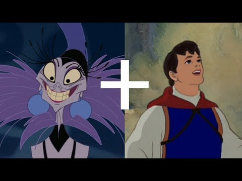 Disney Hybrid Challenge    Yzma Charming?