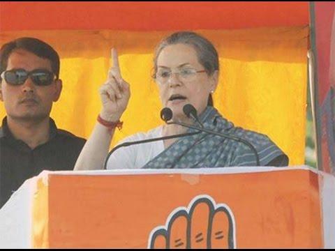 Modi is PM, not a 'shahenshah': Sonia Gandhi