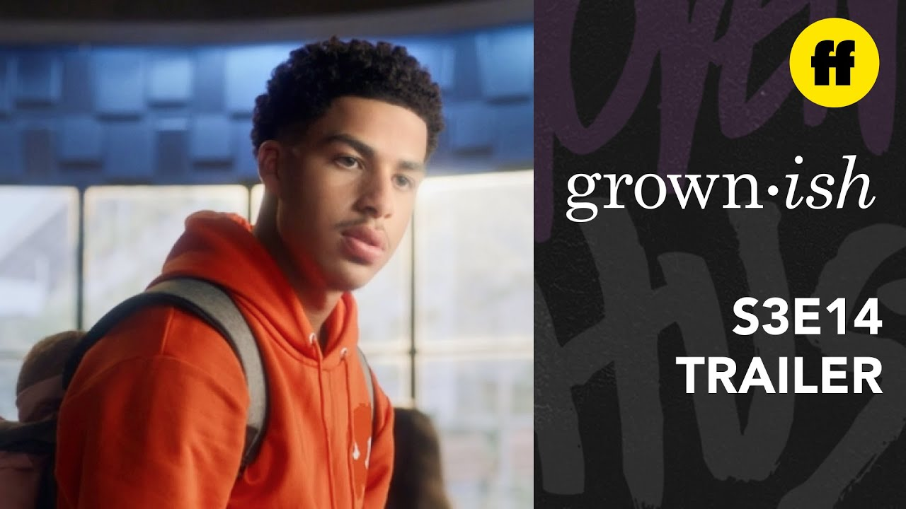 Download grown-ish | Season 3, Episode 14 Trailer | Junior Tries to Win Back Sky