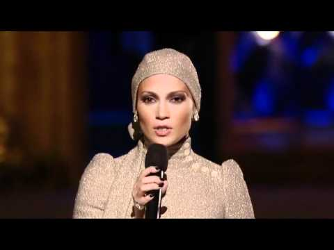 Jennifer Lopez: Presenting Video Of The Year [Live]