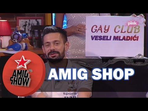 AmiG Shop - Milan Vasić (Ami G Show S11)
