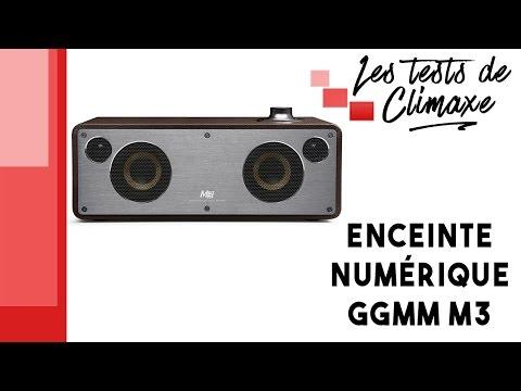 Test D'une Enceinte Numérique GGMM M3