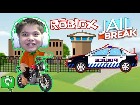 Robot Jail Bread with HobbyDad by HobbyKidsGaming