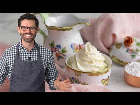 How To Make Whipped Cream And Whipped Cream Frosting!
