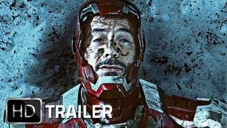 IRON MAN 3 - Official Trailer German Deutsch HD 2013 | Marvel