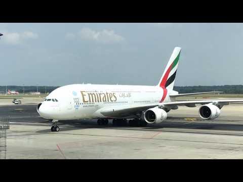 EMIRATES A380 / Milan to New York JFK / Economy Class / Flight trip report