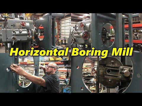 SNS 164 Part 2: Horizontal Boring Mill